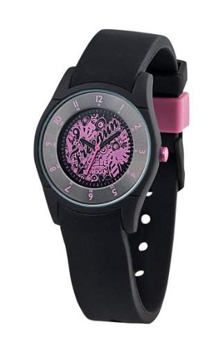 Freegun Unisex-Armbanduhr Analog Silikon mehrfarbig EE5004