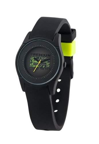 Freegun Unisex-Armbanduhr Analog Silikon mehrfarbig EE5010