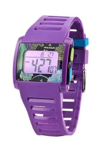 Freegun Unisex-Armbanduhr Digital Quarz Violet EE5033