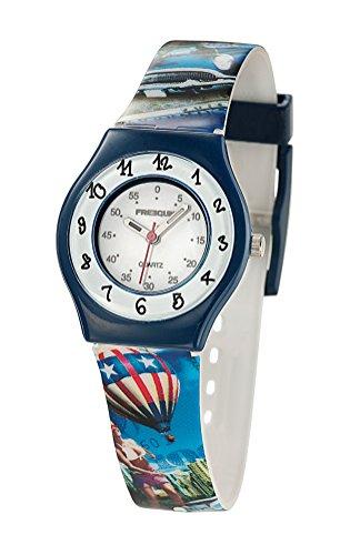Freegun ee5188 Zeigt Jungen Quartz Armbanduhr EE5002 Analog Kunststoff mehrfarbig