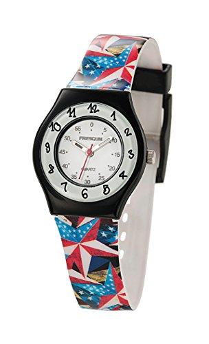 Freegun ee5184 Zeigt Jungen Quartz Armbanduhr EE5002 Analog Kunststoff mehrfarbig
