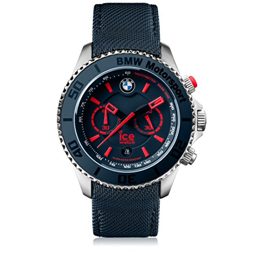Ice Watch BMW Motorsport 001126 Blau Extra Large