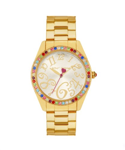 Betsey Johnson BJ00048 57 Armbanduhr Damen