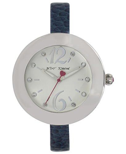 Betsey Johnson Damen bj00442 01 Analog Display Quarz blau Armbanduhr
