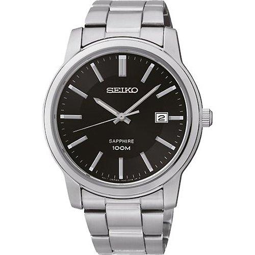 Uhr Seiko Neo Classic Sgeh05p1 Herren Schwarz