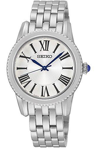 Uhr Seiko Neo Classic Srz437p1 Damen Weiss