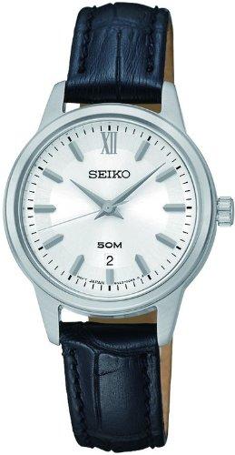 Uhr Seiko Neo Classic Sur891p1 Damen Weiss