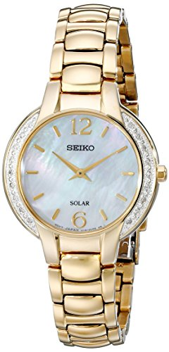 Seiko Damen Solar Armbanduhr sup258