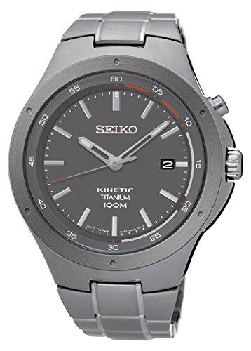 Seiko Analog Quarz Edelstahl SKA713P1