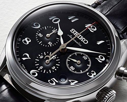 Seiko Presage Automatik Chronograph Limited Edition 60 Jahre Seiko Automatikuhren SRQ021J1