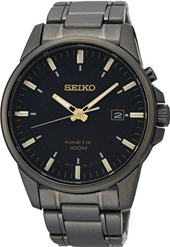 Seiko Kinetic SKA531P1 Herrenarmbanduhr Mit Kinetikuhrwerk
