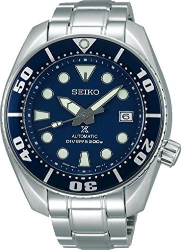Seiko Prospex SBDC033 Herrenarmbanduhr Taucheruhr