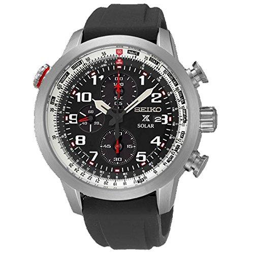 Uhr Seiko Prospex Ssc351p1 Herren Schwarz