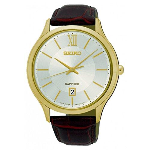 Seiko Quarts Gents Strap Watch