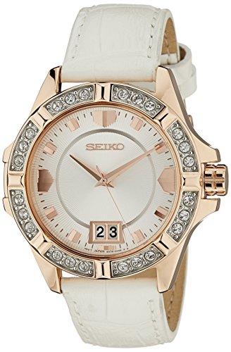 Seiko Quartz sur800p1 Armbanduhr Damen