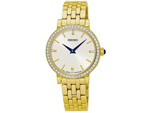 Seiko Damen Armbanduhr SFQ808P1