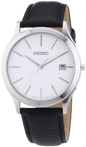 Seiko Quarz Herren Armbanduhr SGEE07P1