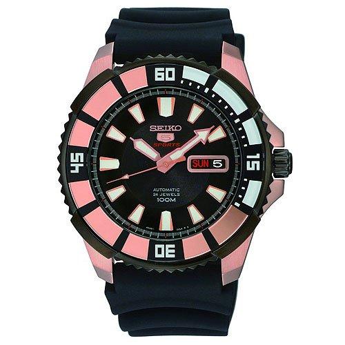 Uhr Seiko Neo Sports Srp210k1 Herren Schwarz