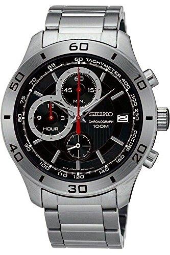Seiko Herren Armbanduhr SSB187P1