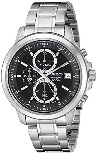 SEIKO Uhren Neo Sport Herren Chronograph Silber sks445p1