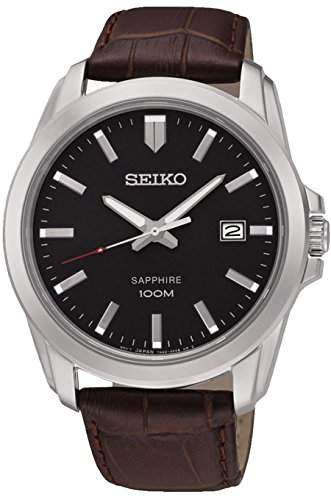 Uhr Seiko Neo Classic Sgeh49p2 Herren Schwarz