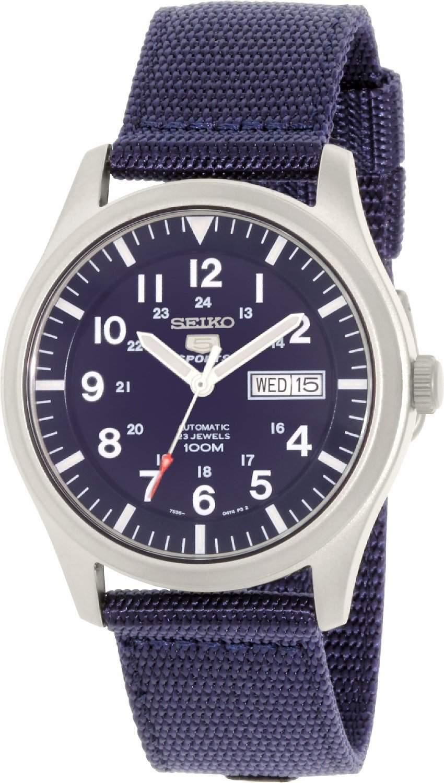 Uhr Seiko Neo Sports Snzg11k1 Herren Blau