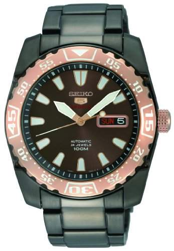 Seiko Herren-Armbanduhr Automatik SRP172K1