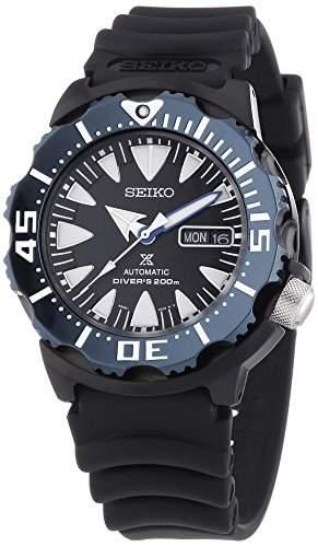 Seiko Herren-Armbanduhr Analog Automatik Plastik SRP581K1
