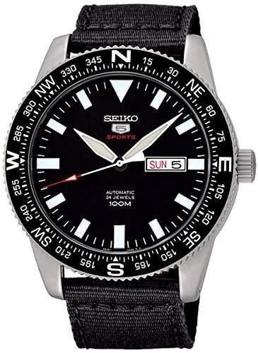 Uhr Seiko Seiko 5 Military Srp667k1 Herren Schwarz