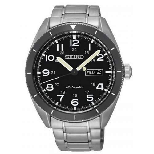 Uhr Seiko Neo Sports Srp711k1 Herren Schwarz