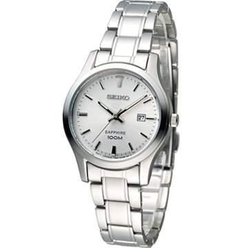 Uhr Seiko Neo Classic Sxdg61p1 Damen Silber