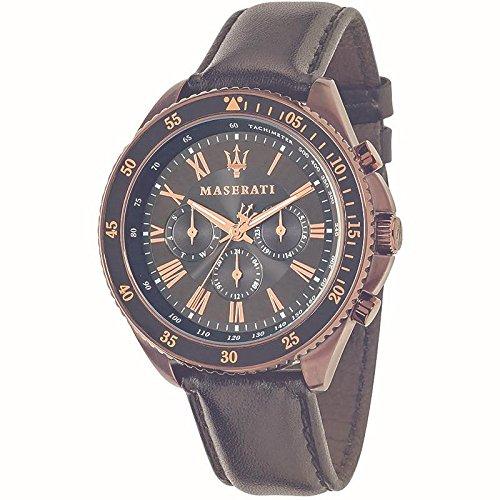 Chronograph Maserati fuer Herren Stile r8851101008 Sportive Cod r8851101008