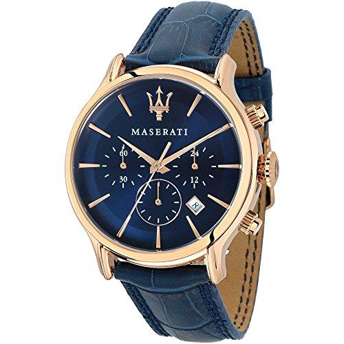 Herren Uhr Chronograph Maserati EPOCA Casual Cod r8871618007
