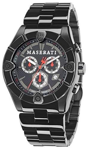 Maserati Meccanica Chrono Swiss Made Herrenuhr R8873611001