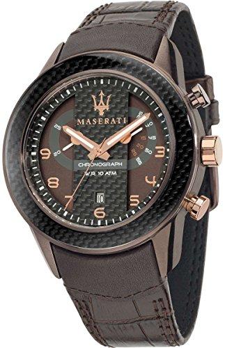 Maserati Armbanduhr R8871610003 MARRON