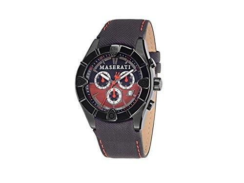 Maserati XL Chronograph Quarz Leder R8871611002
