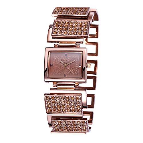weiqin luxus frauen gucken mit rechteck und armband 270301
