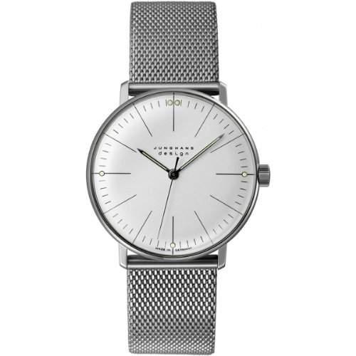Junghans Herren-Armbanduhr max bill Handaufzug 027300444