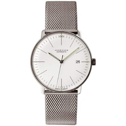 Junghans Herren-Armbanduhr MAX BILL Automatik Analog 027400244