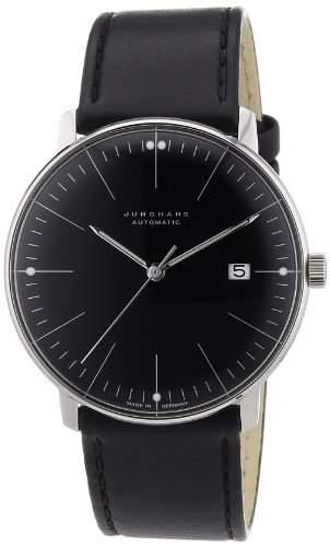 Junghans Herren-Armbanduhr Max Bill Automatik Analog 027470100
