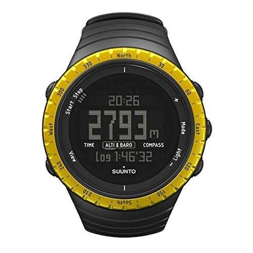 Suunto Core Black Yellow SS013315010