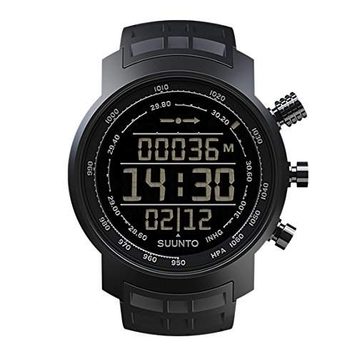 Suunto Elementum Terra All Black Armbandcomputer