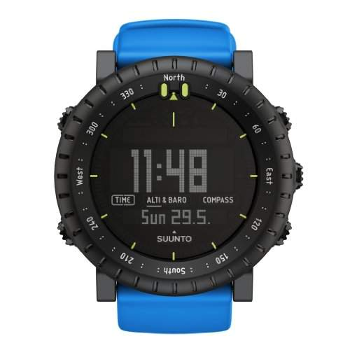 Suunto Sportuhr Core Crush, Blue, One size, SS018731000