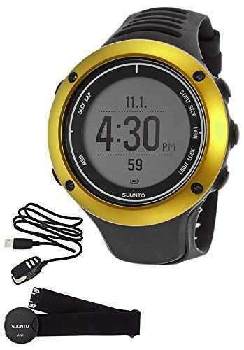 GPS-Sportuhr Ambit2 S HR lime