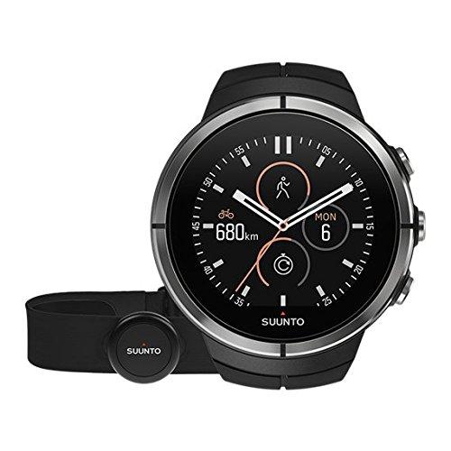 Suunto Spartan Ultra GPS HR Multi Smart Watch Schwarz Einheitsgroesse