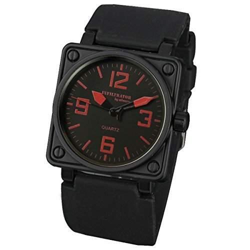 INFANTRY Herren-Armbanduhr Uhren Herren Analog Quarzuhr Sport Militaeruhr