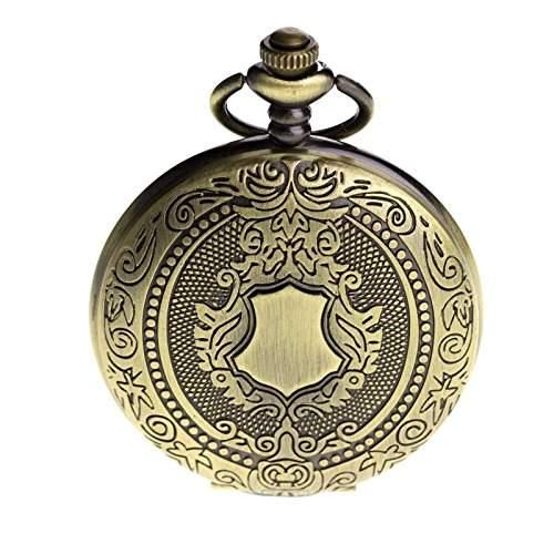 INFANTRY Herren-Armbanduhr XL Kettenuhr Edelstahl Handaufzug Herren Uhr Herrenuhr Automatik Uhr