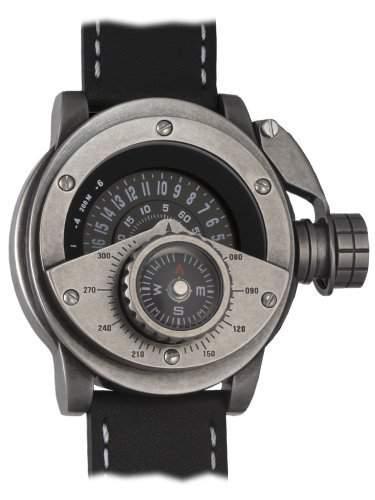 Kompassmodul Uhr mit - 24 Std Anzeige - Retrowerk R004