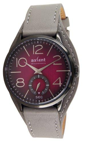 Axcent Unisex Armbanduhr Episode Analog Quarz Leder IX22801 260