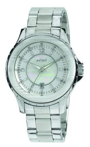 Axcent Damen-Armbanduhr Forward Analog Quarz Edelstahl IX52193-132